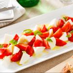 【簡単レシピ】フルーツトマトのカプレーゼ