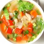 【簡単レシピ】フルーツトマトとセロリの脂肪燃焼スープ。キレイと元気を一度に手に入れよう!